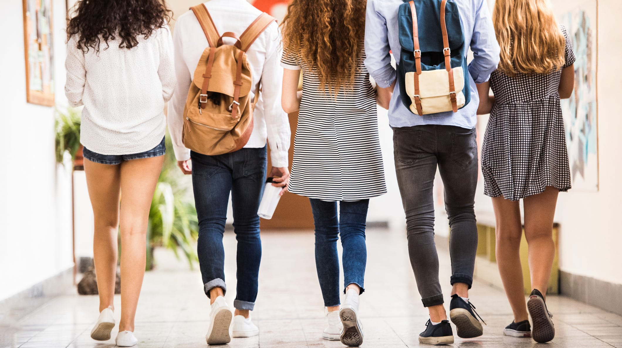 One San Francisco Bay area school district has a possible solution to ongoing dress code issues: Let students wear what they want.