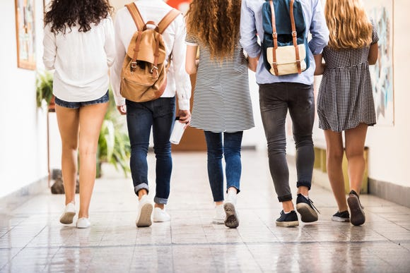 One San Francisco Bay Area school district has a possible solution to the dress code debate: Let students wear what they want.