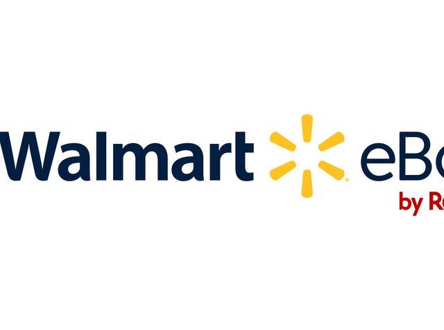 Walmart takes on Amazon as it starts selling e-books for