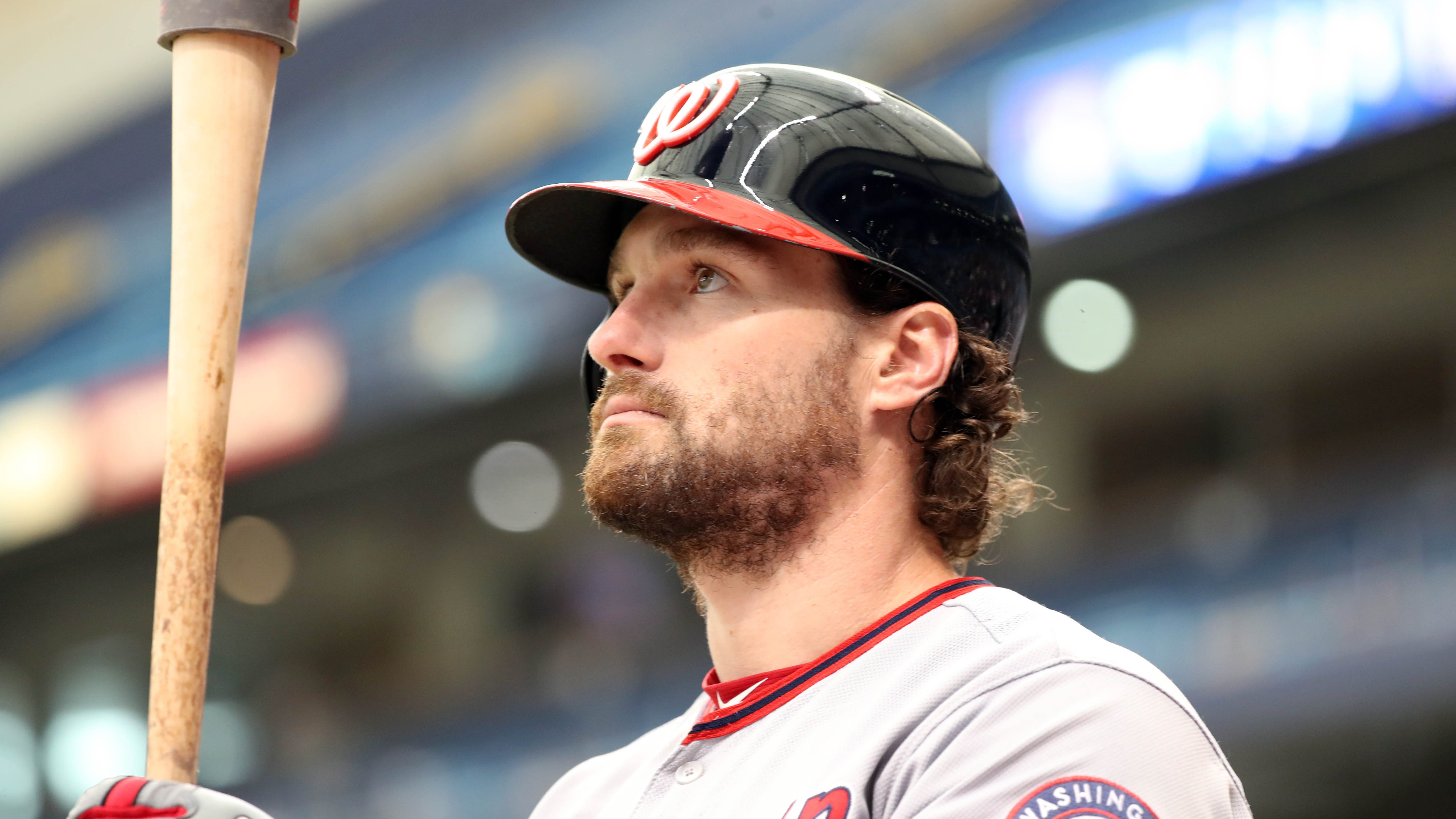 Daniel Murphy was a two-time All-Star with the Nationals.