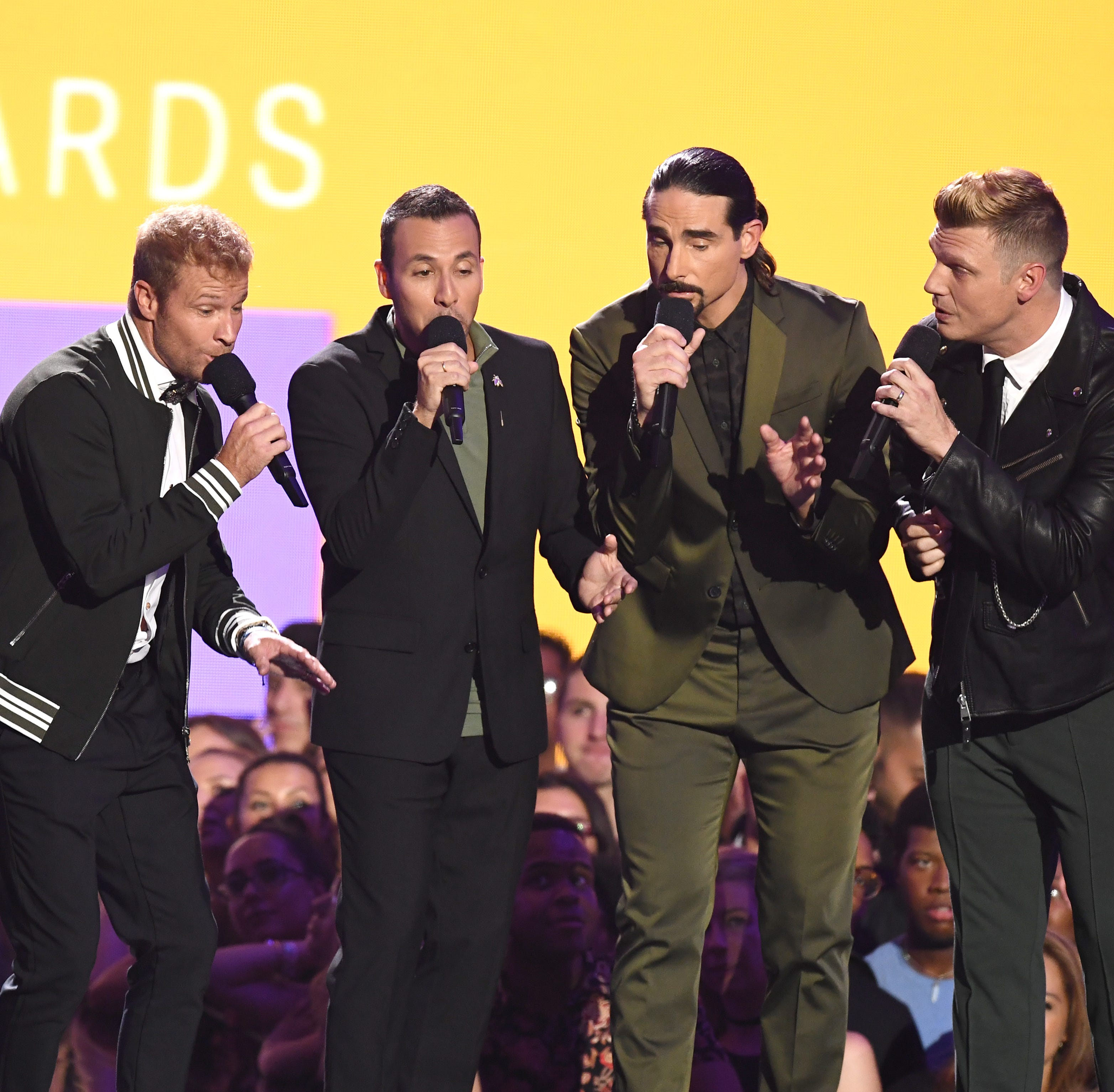 Backstreet Boys announce new album, world tour with a pair of Tennessee shows