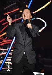 Ken Jeong at the 2018 MTV Video Music Awards at Radio City Music Hall on Aug. 20 in New York City.