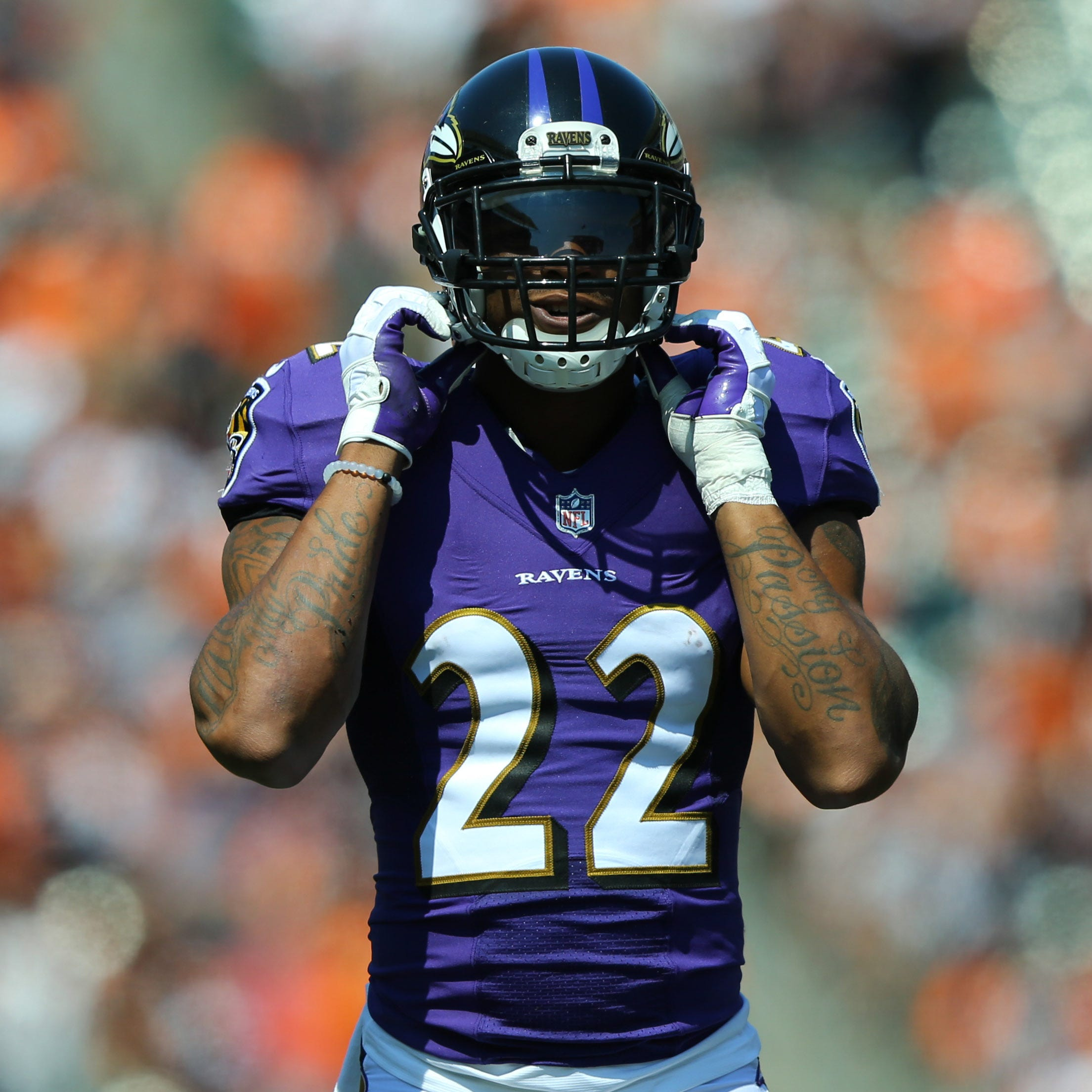 Baltimore Ravens CB Jimmy Smith suspended, to miss NFL Week 2 game at Cincinnati Bengals