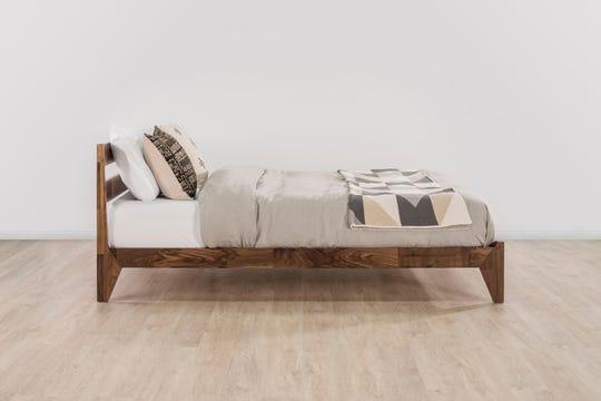 A Tuft & Needle mattress.