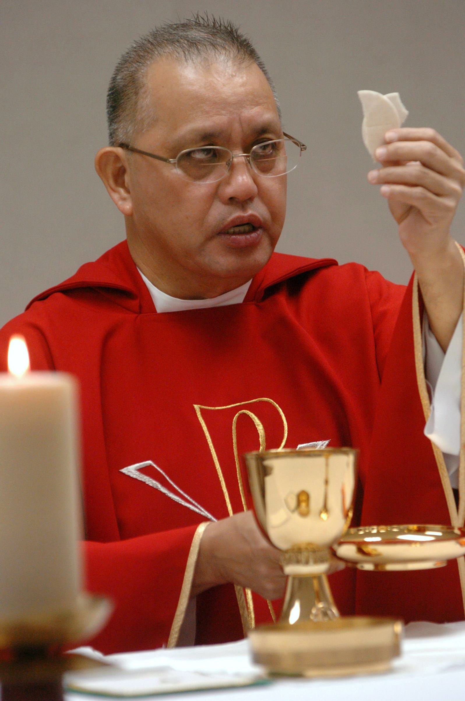 Dallas priest goes missing after 'credible' sexual-abuse allegations, bishop says