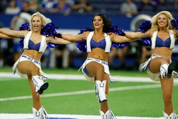 Preseason Week 2: Colts