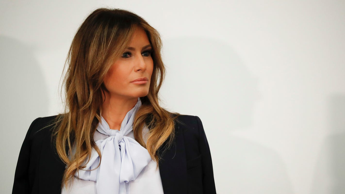 13d42a3d7cb Melania Trump is going to Africa in the fall  President Trump isn t