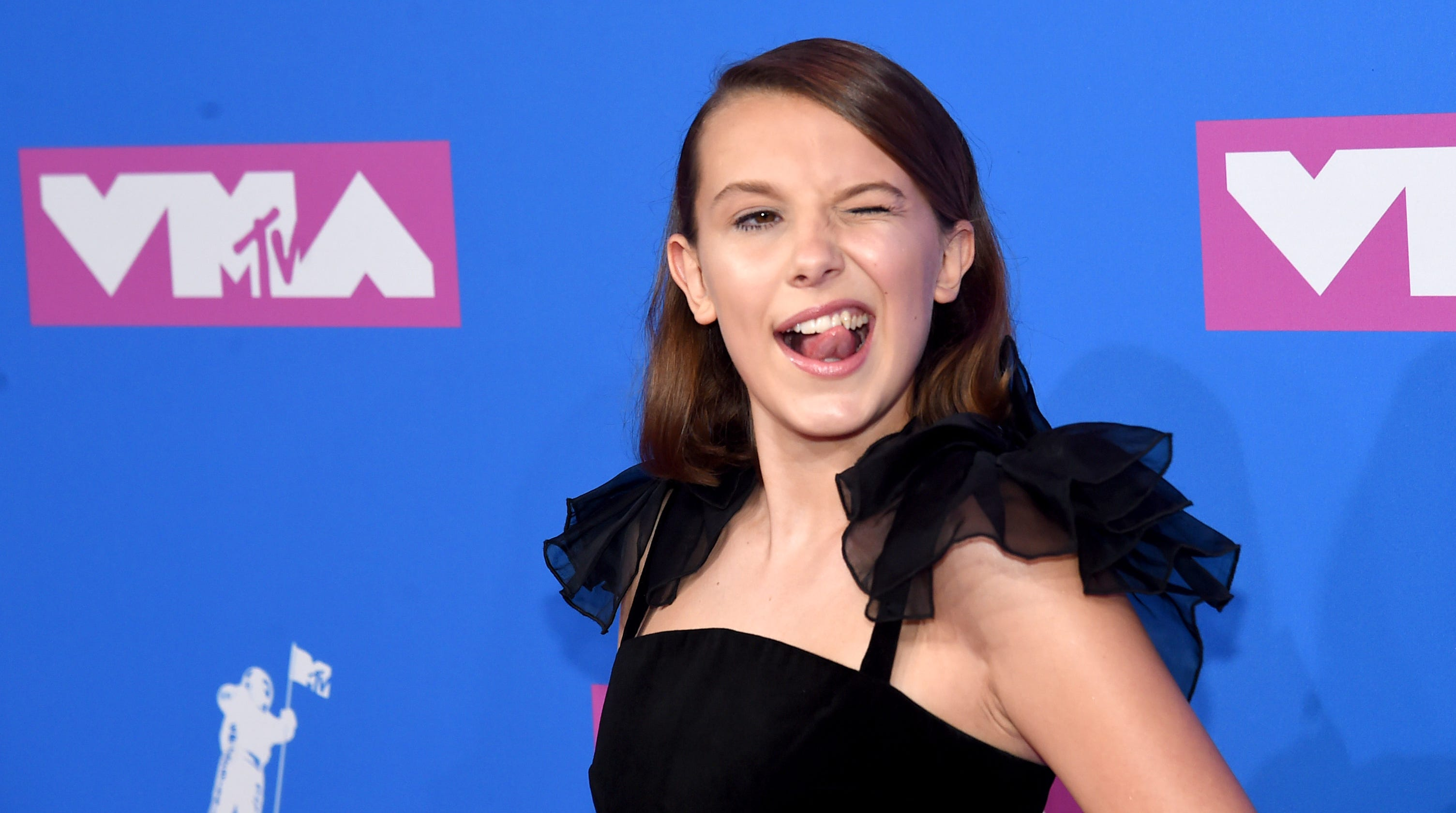 6578a76f6 Millie Bobby Brown to Instagram haters: If 'you don't like it... scroll  past it'