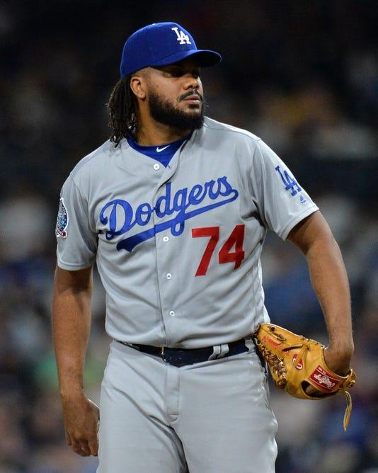 Mlb Los Angeles Dodgers At San Diego Padres