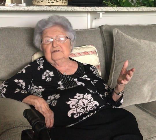 Lula Theodore, 100