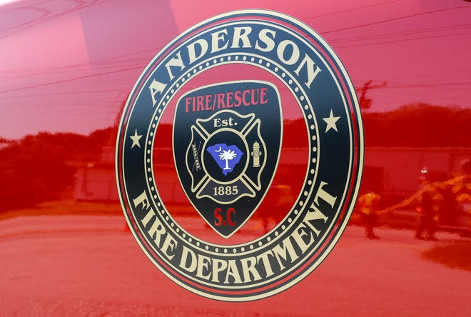 A 58-year-old man died from an Anderson house fire Friday night.