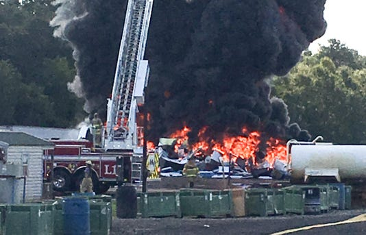 CMC Commercial Metals Fire