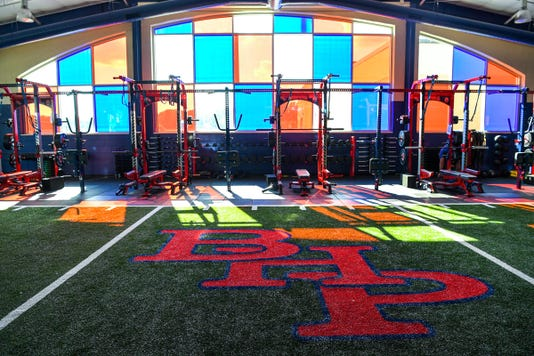 Bhp Weight Room