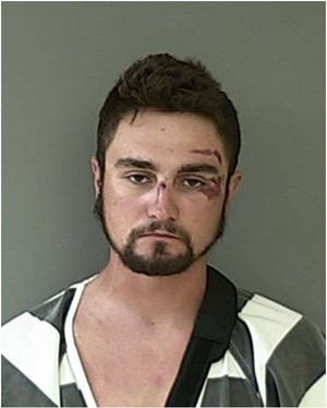 Codi Miller, 22, of Kaukauna is charged in the fatal motorcycle-versus-bicycle crash that killed the passenger on the motorcycle he was driving and left a 13-year-old boy in critical condition.