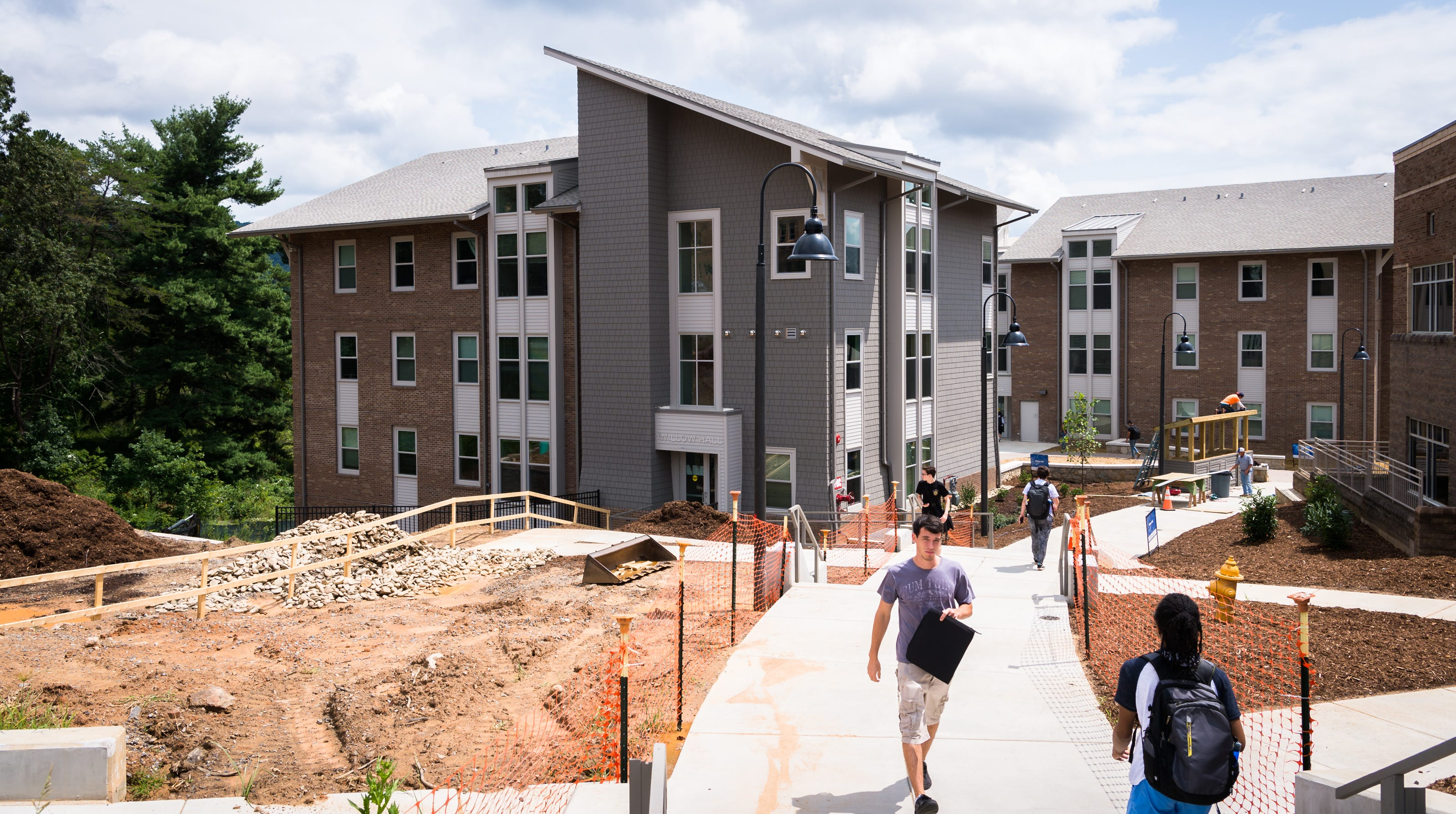 UNC Asheville plans improvements at dorms deemed fire safety concern