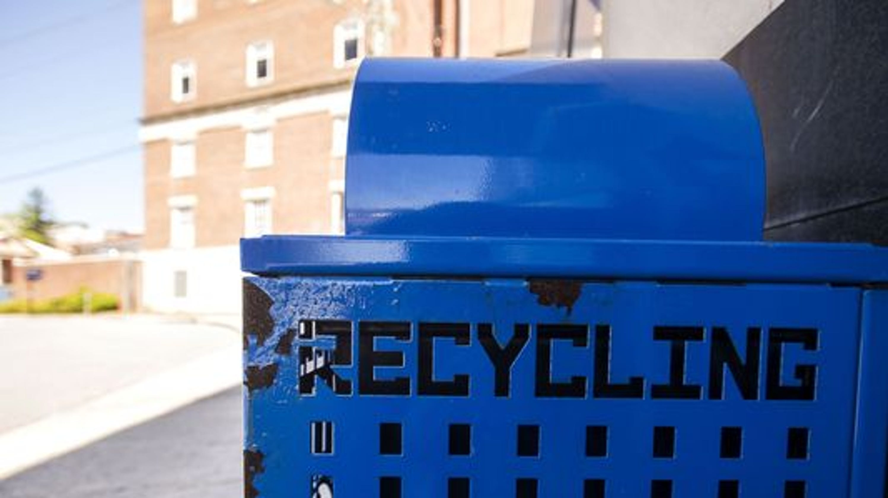 Republic Services seeks to end San Angelo's curbside recycling
