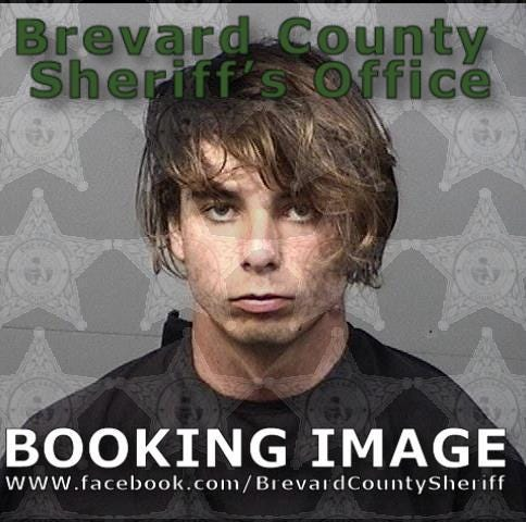 Michael Post, 18 charged with armed burglary, drug possession and resisting arrest.