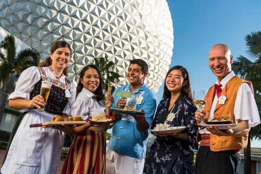 2017 Epcot International Food Wine Festival