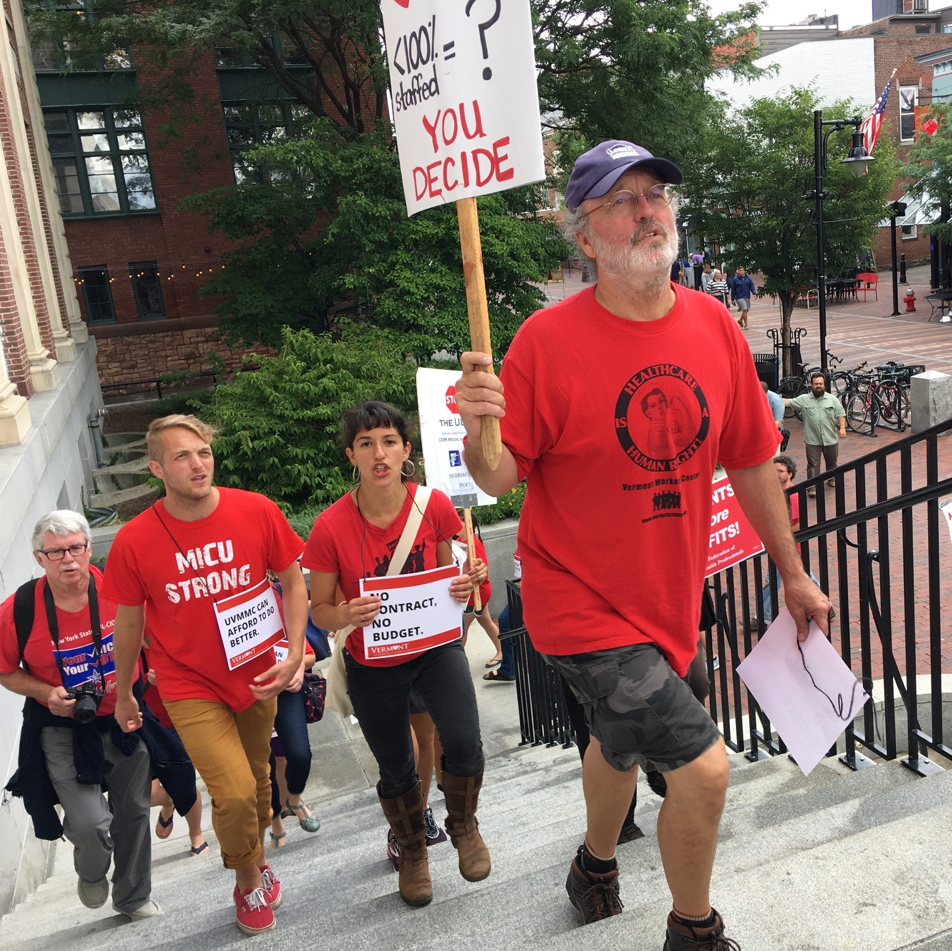 UVM medical center and nurses end labor dispute: How each side fared