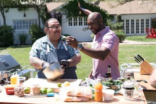 Corpus Christi chef Joe Brock is featured on the Food Network's Ultimate Summer Cook-Off. The four-part tournament premiered Aug. 5.