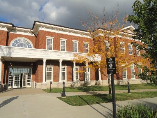 James F. Hardymon Building, University of Kentucky