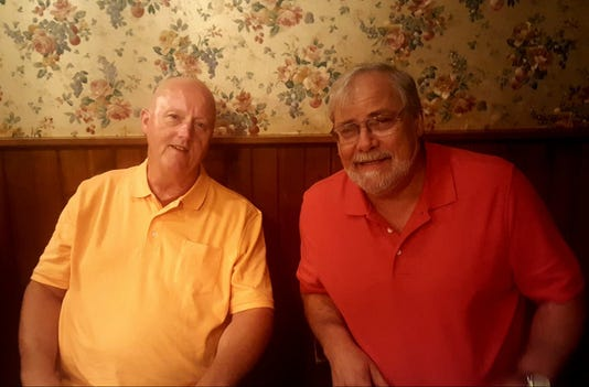 Chris Levo And Steve Mondy