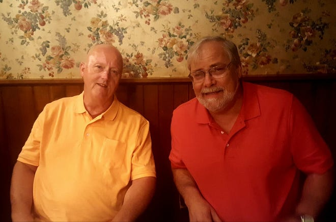 Best friends Chris Levo and Steve Mondy of Milford died Aug. 14 while on a bucket list adventure out west.