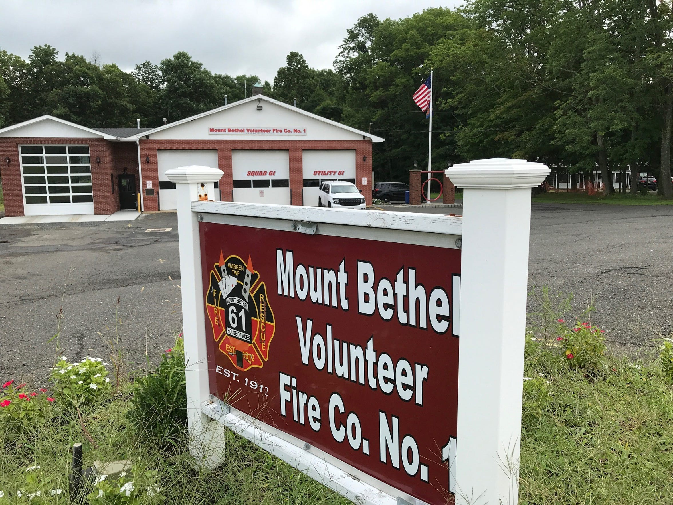 Margaret Haddican-McEnroe was a member of the Mount Bethel Volunteer Fire Company in Warren Township, according to newspaper reports.