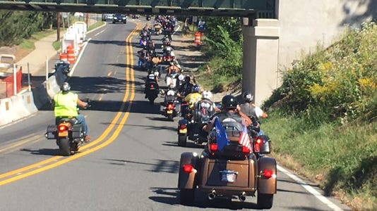 Escorted Ride Eagle Riders