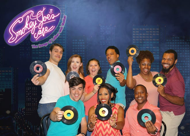 """Smokey Joe's Cafe"" opens September 7 and runs through September 23, at the Somerset Valley Players"