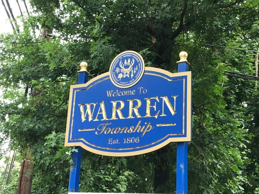 Warren Cold Case Warren Township Sign