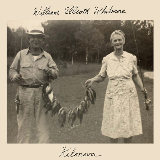 "Iowa songwriter William Elliott Whitmore releases ""Kilonova,"" a collection of cover songs, on Sept. 7."