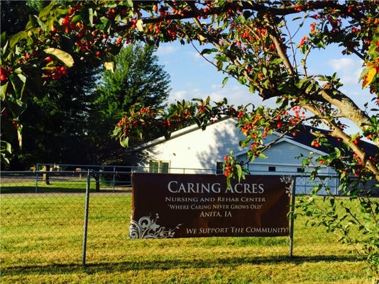 Caring Acres Outside