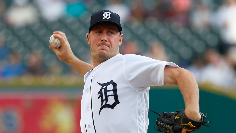 Detroit Tigers' Zimmermann, Martinez key win over Cubs, 2-1