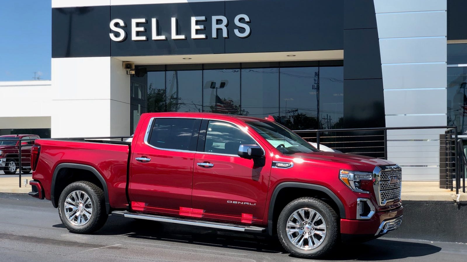 Gmc Bill Pay >> GM's new trucks are trickling to consumers, selling fast