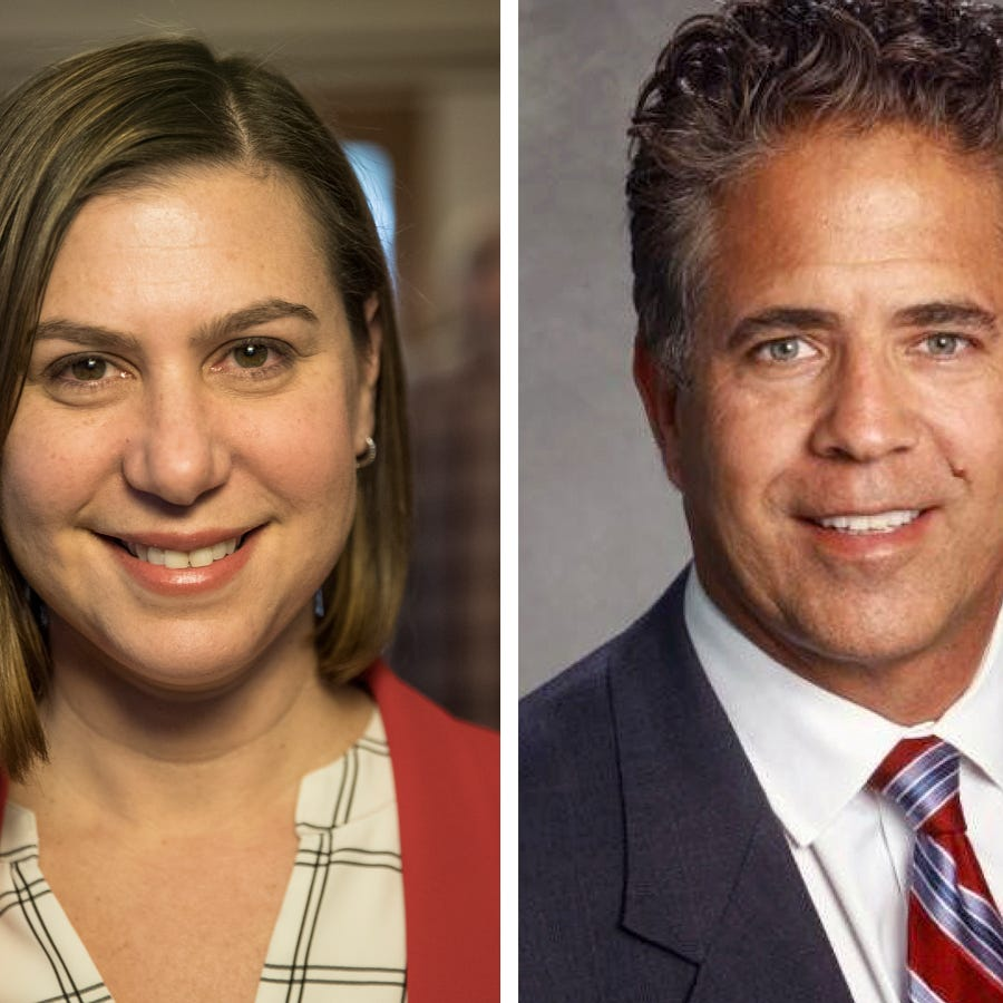 Fact check: Rep. Mike Bishop's TV ad makes claim about Elissa Slotkin