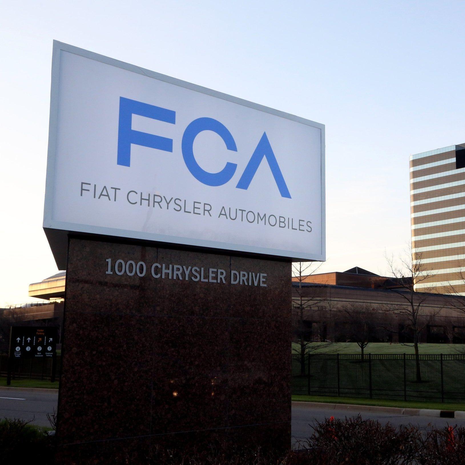 Fiat Chrysler Automobiles headquarters, located...