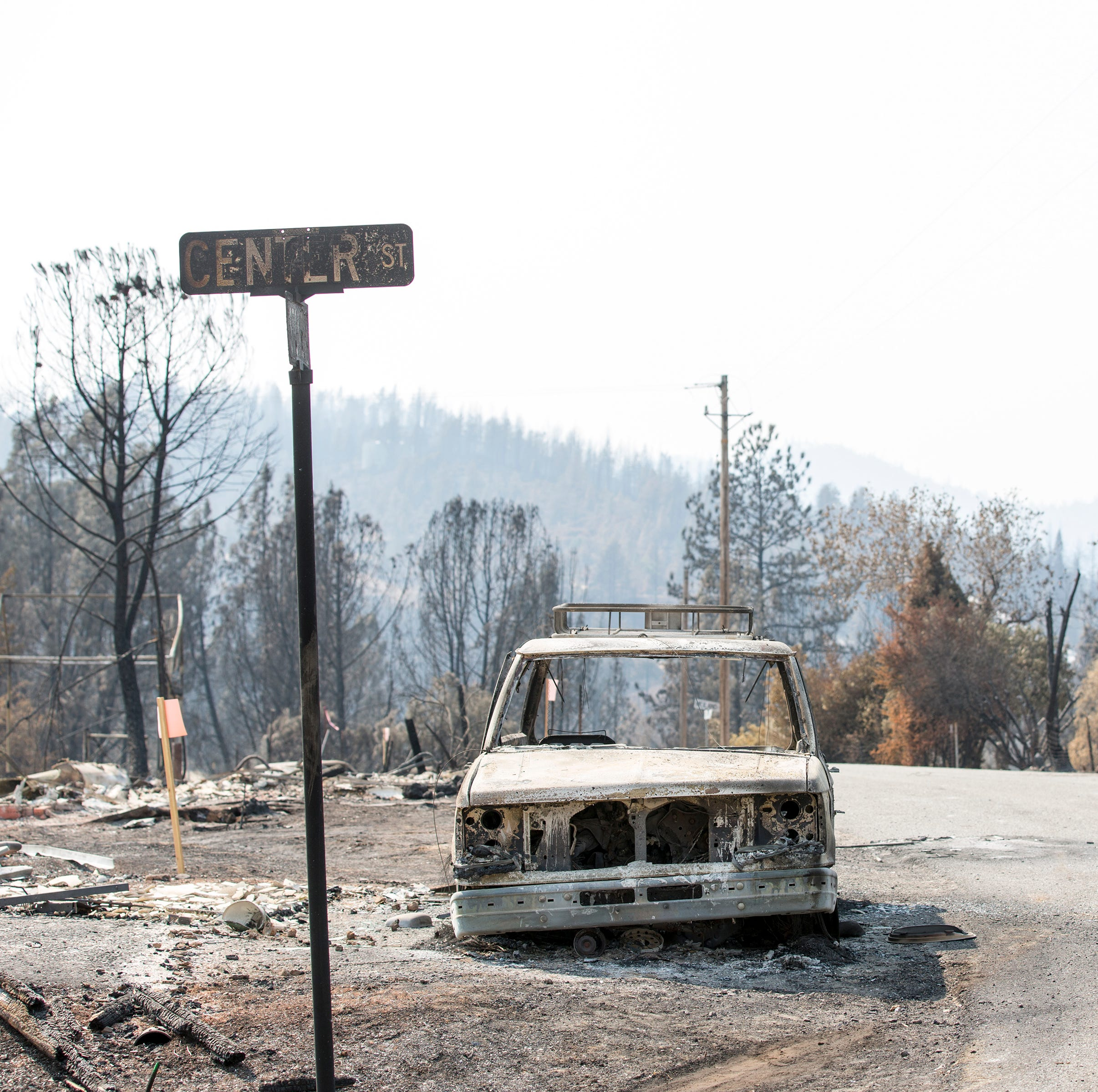 Shasta County homeowners rebuilding after fire may get a break