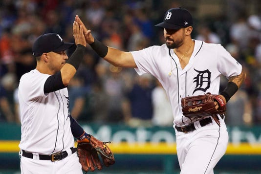 Mlb Chicago Cubs At Detroit Tigers