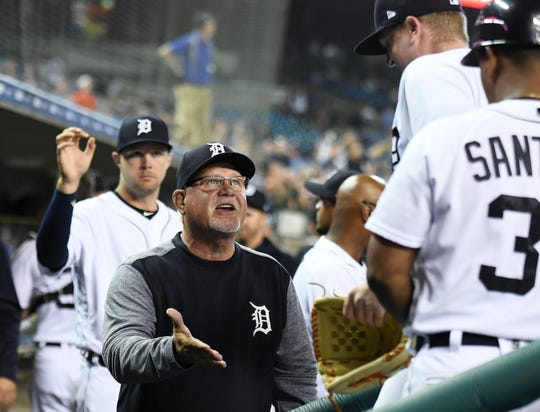 The Tigers don't have a lot of experience on the field, but they do in the manager's office.
