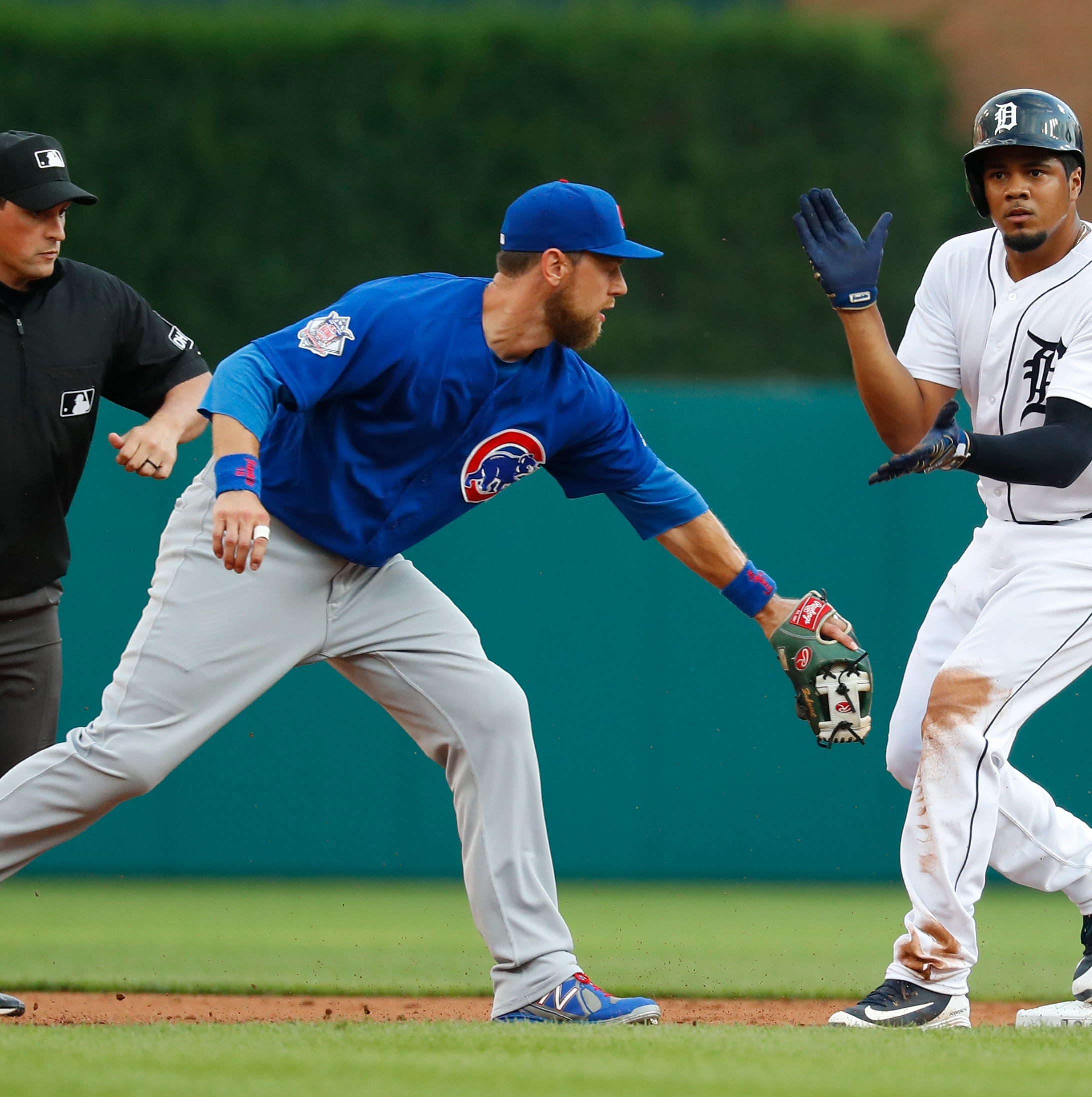 Tigers shut the door on slumping Cubs, make 2 early runs stand