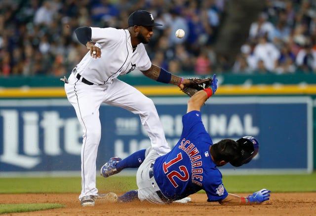 Detroit Tigers, Chicago Cubs