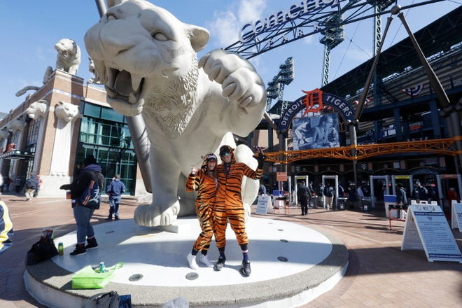 The Tigers' 2019 home opener is April 4 vs. Kansas City.