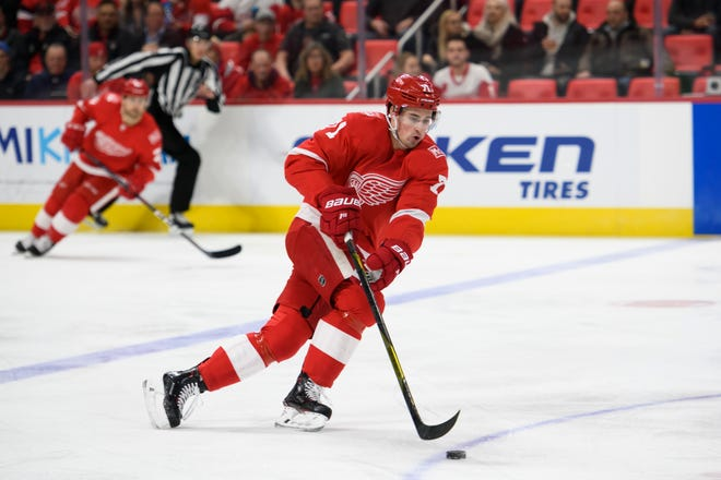 Dylan Larkin Leads Effort To Honor Jim Johannson In Hockey Showcase