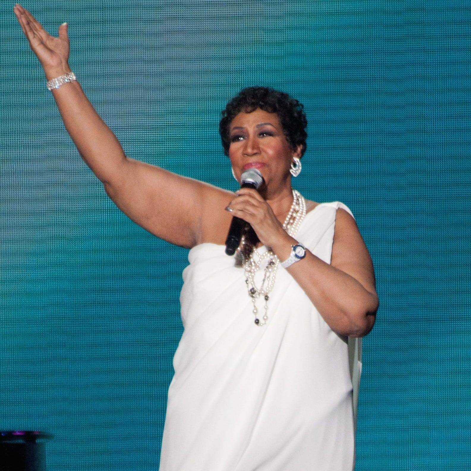 Aretha Franklin's sons make estate filing