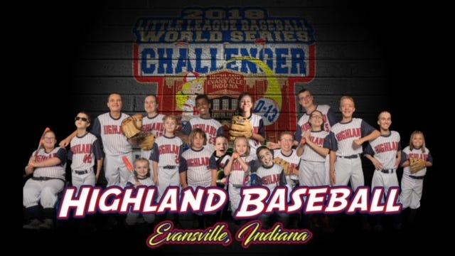 Evansville Highland Baseball