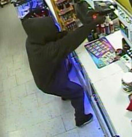 Robbery Sams Food Mart 8 18