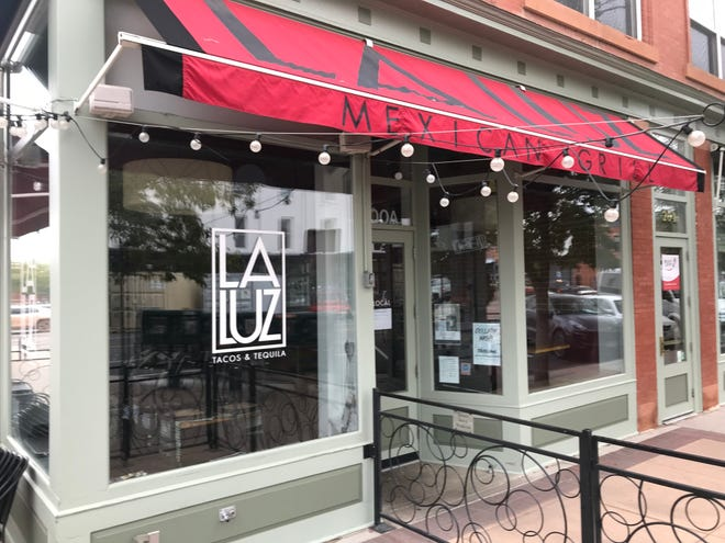 La Luz Mexican Grill moved to its current Old Town Fort Collins location in 2013.