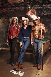 Texas country trio Midland