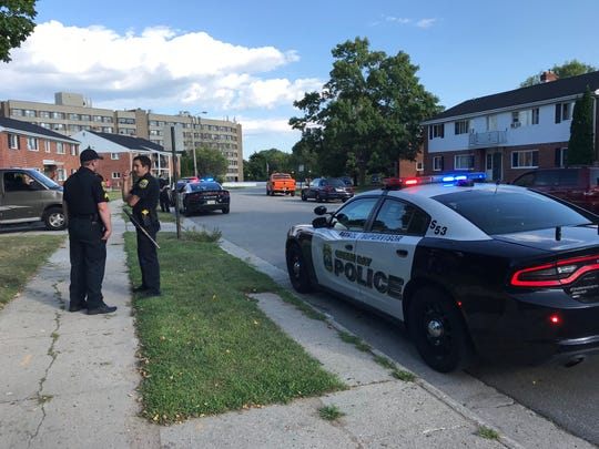 Green Bay Police investigated a report of gunfire the 1400 block of Admiral Court in August.